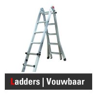 Vouwbare ladders