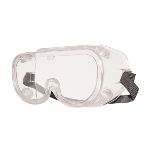 Ruimzichtbril M-safe Basic Helder PC lens Anti-fog