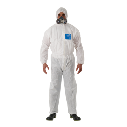 Overall Microgard 1500 plus | Wit