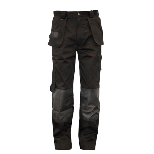 Werkbroek M-Wear Worker Eduard 7260 | Zwart