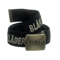 Riem Blaklader 4003 stretch met metalen gesp 125x40 mm