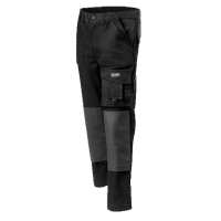 "Werkbroek Workman ""Luxury worker Cordura"" Zwart"