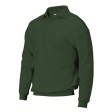 Polosweater Rom88 PSB280 met boord | Groen