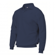 Polosweater Rom88 PSB280 met boord | Navy