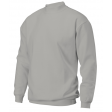 Sweater Tricorp Rom88 S280 ronde hals - grijs melee