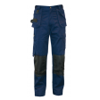 Werkbroek M-Wear Worker Eduard 7260 | Navy