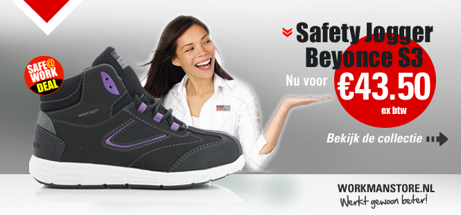 Safety Jogger Beyonce