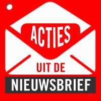 NIEUWSBRIEF ACTIES