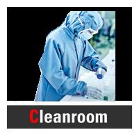 Cleanroom kleding