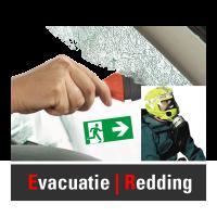 Evacuatie hulpmiddelen
