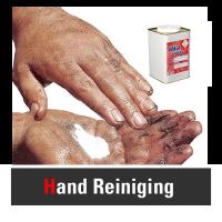 Handreiniging