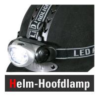 Helm- & hoofdlampen