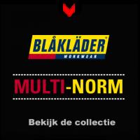 Multi-normen Blaklader