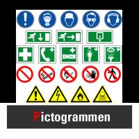 Pictogrammen