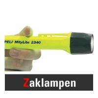 Zak- & staaflampen