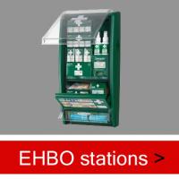 EHBO stations