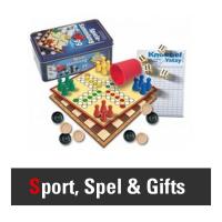 Sport, Spel & Gifts