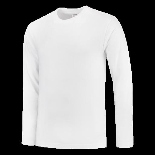 T-shirt Tricorp 101006 TL190 lange mouw wit