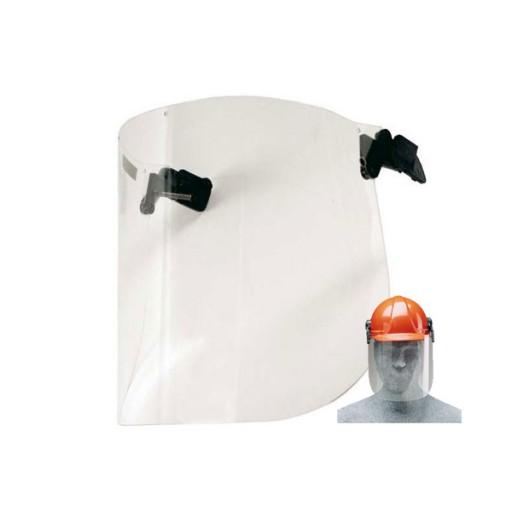 Helder vizier 3M V2A Condenswerend  Polycarbonaat tbv 3M helmen.