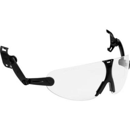 3M Peltor V9C geïntegreerde veiligheidsbril Heldere Lens
