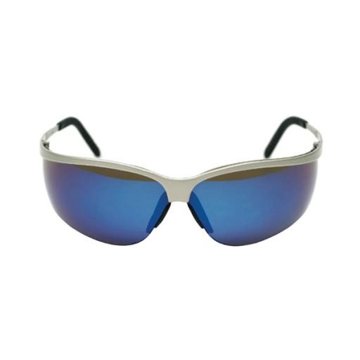 Veiligheidsbril 3M Metaliks Sport Blauwe spiegel lens (71461-00003)