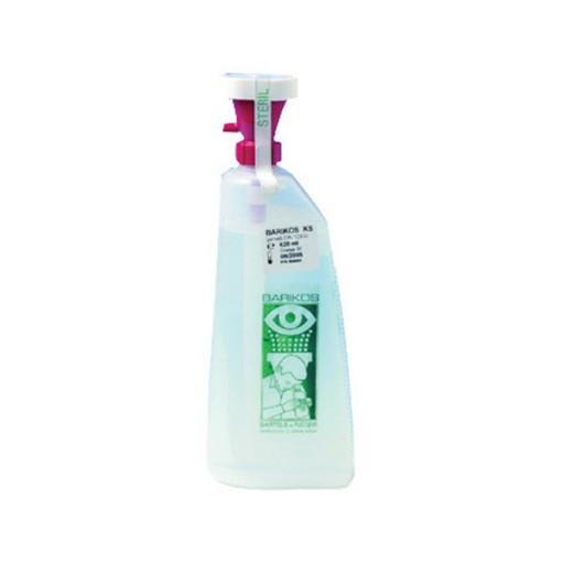Oogspoelfles Barikos 620 ml, inclusief spoelwater (954004)