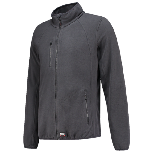 Fleecevest Tricorp 301012 Luxe donker grijs