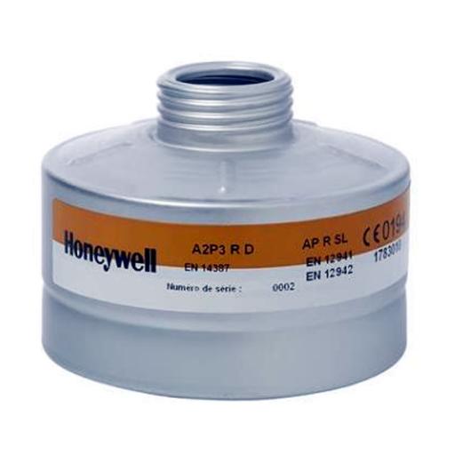 Combinatiefilter Honeywell A2-P3 ( schroeffilter), 5 stuks