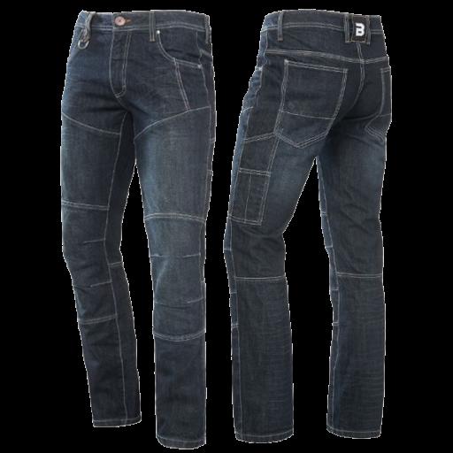 Werkbroek jeans Brams Paris Mark 1.3530-A82