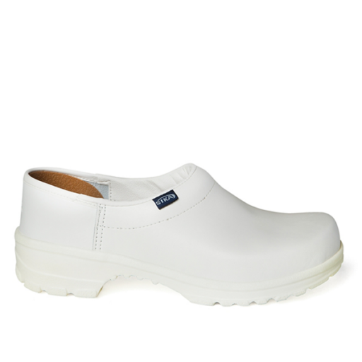 Klompen Sika 125 (Onbeveiligd) wit