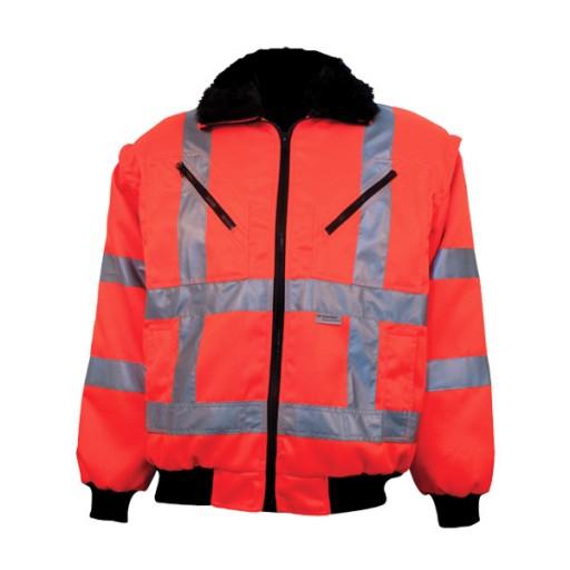 Pilotjack M-Wear 0966 EN471 RWS | Fluor oranje