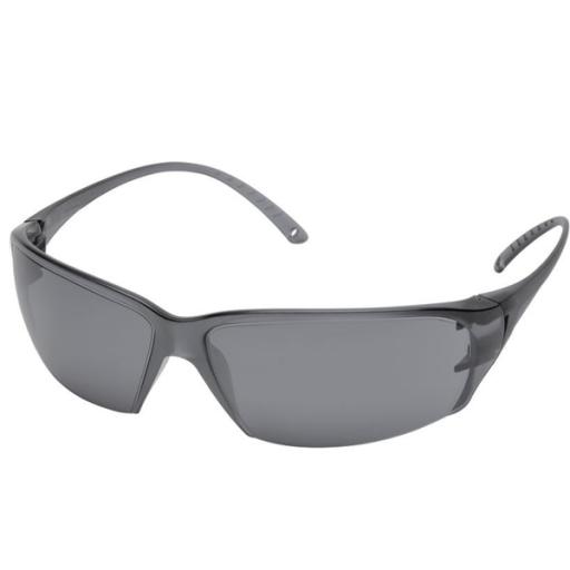 Veiligheidsbril Delta plus Milo Smoke metal free