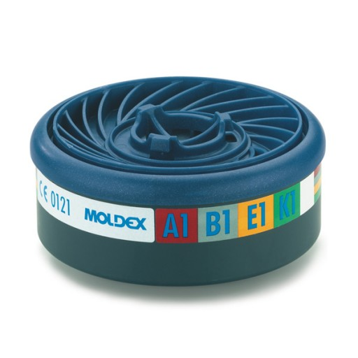 Combinatie filter Moldex 9400 - A1B1E1K1 , 10 stuks