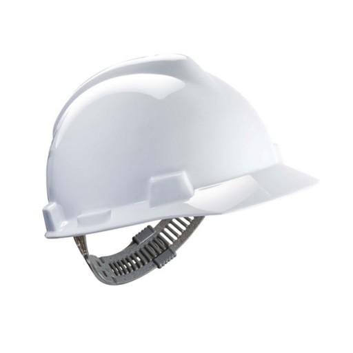 Veiligheidshelm MSA V-gard Staz-On | Wit