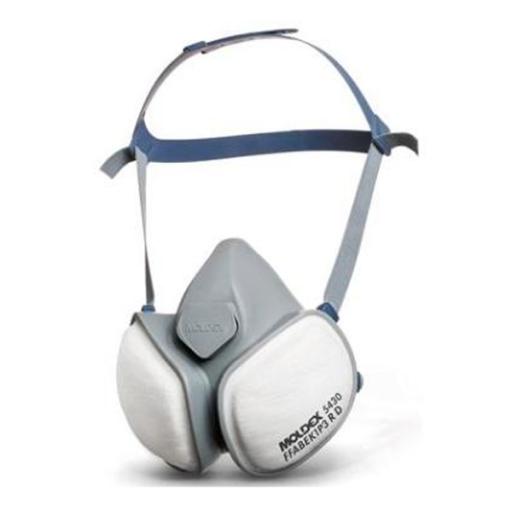 Onderhoudsvrij masker Moldex 543001 FFA1B1E1K1-P3RD