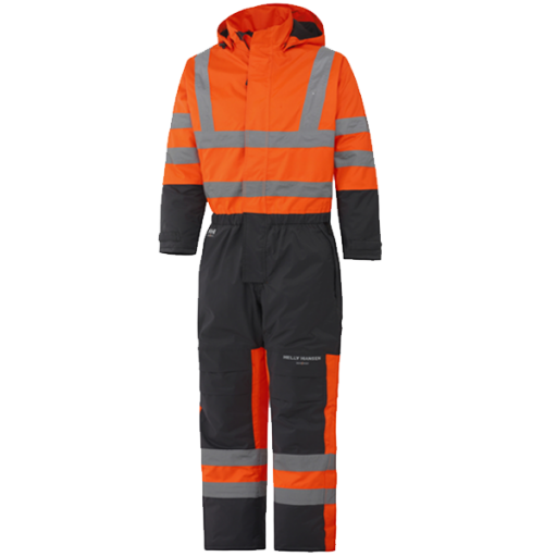 Doorwerk overall Helly Hansen Alta insulated - Oranje - navy