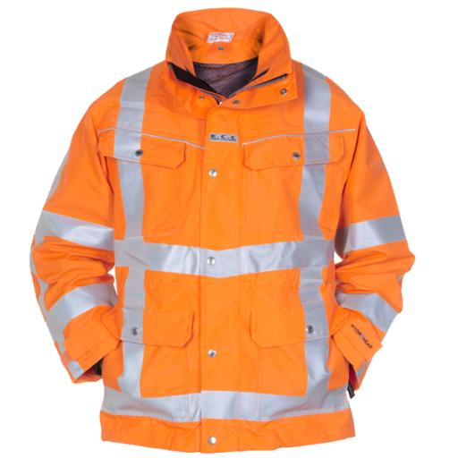 Hydrowear Franeker Fluor oranje