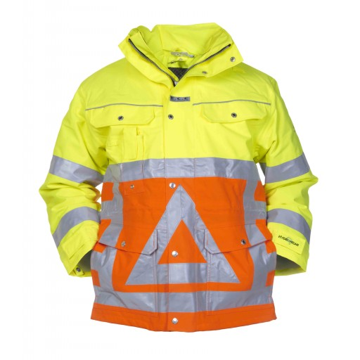 Parka verkeersregelaar Hydrowear Florence EN471 3-2