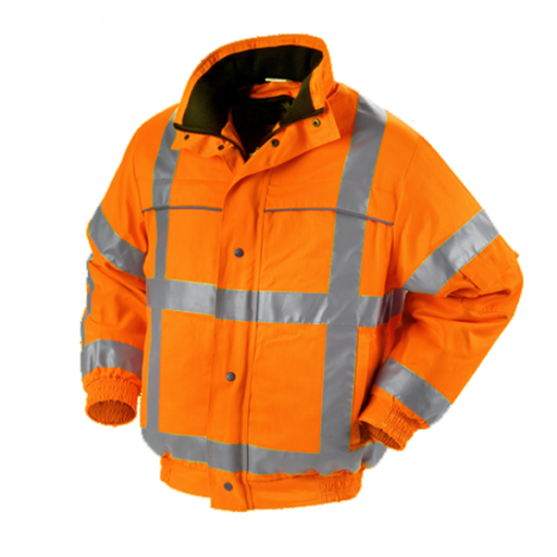 Pilotjack Workman high visibility EN471 RWS | Fluor oranje