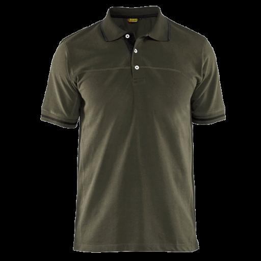 Polo blaklader 3389 bi-colour groen met zwart