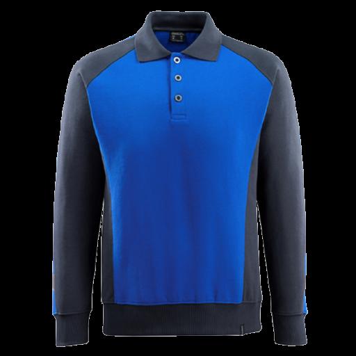 Sweater Mascot Magdeburg Bi-colour korenblauw / navy