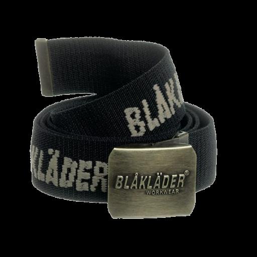 Riem Blaklader 4003 stretch met metalen gesp 125x40 mm