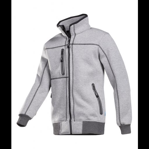 Sioen Sepp sweater 626Z Sherwood   Grijs