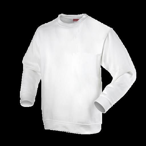 b7fb623dc28 Sweater Workman ronde hals met elastiek in taille uni 340 gr/m2 bij ...