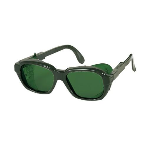 Lasbril Uvex 9115-025 Groene ruit Beschermtint 5.0