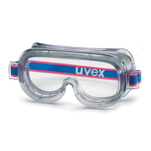 Ruimzichtbril Uvex widevision 9305-714 met ant-fog coating