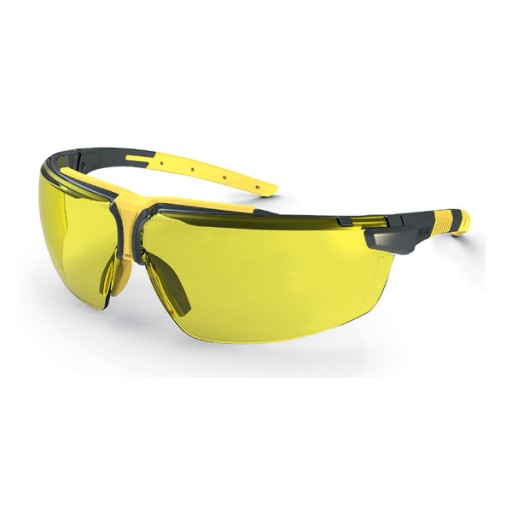Veiligheidsbril Uvex i-3 9190-220 Amber lens, UV 2C-1.2 supravision NCH