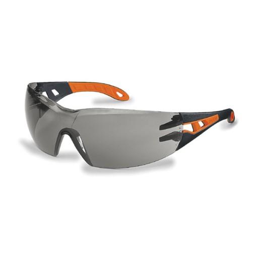 Veiligheidsbril Uvex pheos 9192-245 Grijze lens, UV 5-2.5