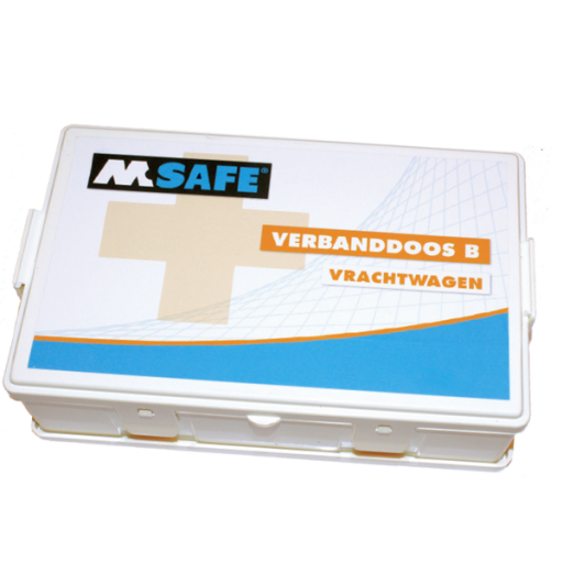 Verbanddoos M-Safe Vrachtwagen B