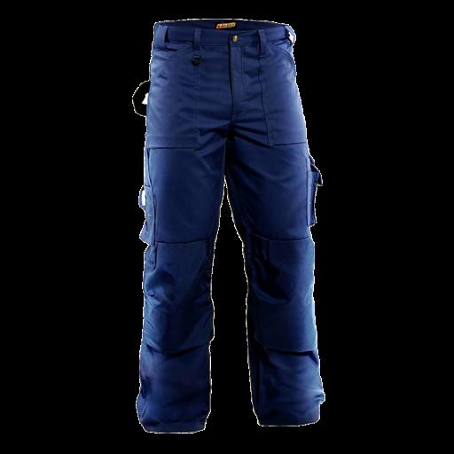 Werkbroek Blaklader 1570 worker met Cordura | Korenblauw | Navy blauw